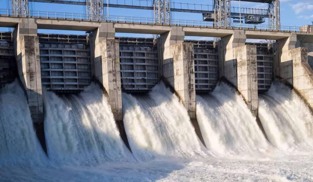 barrage énergie hydraulique (hydroélectrique)