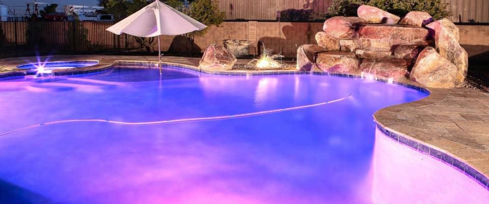 Construire sa piscine soi même : résultat