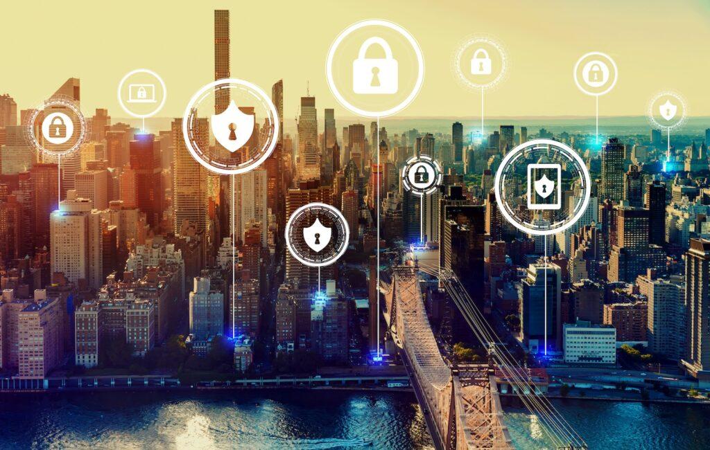 Une ville attaquée par ransomware
