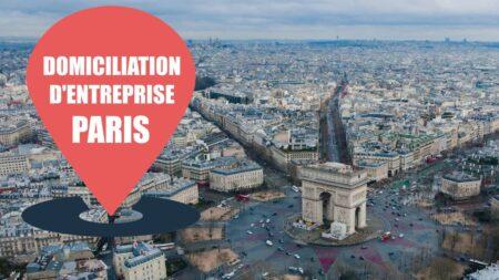 domiciliation d'entreprise à Paris