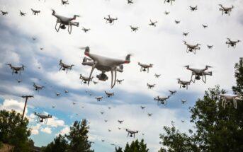 Projet DESHIR : des drones contre la propagation de substances dangereuses
