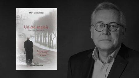 """Livre """"Un été anglais"""" de Marc Desaubliaux : Il avait 15 ans, elle en avait 40..."""