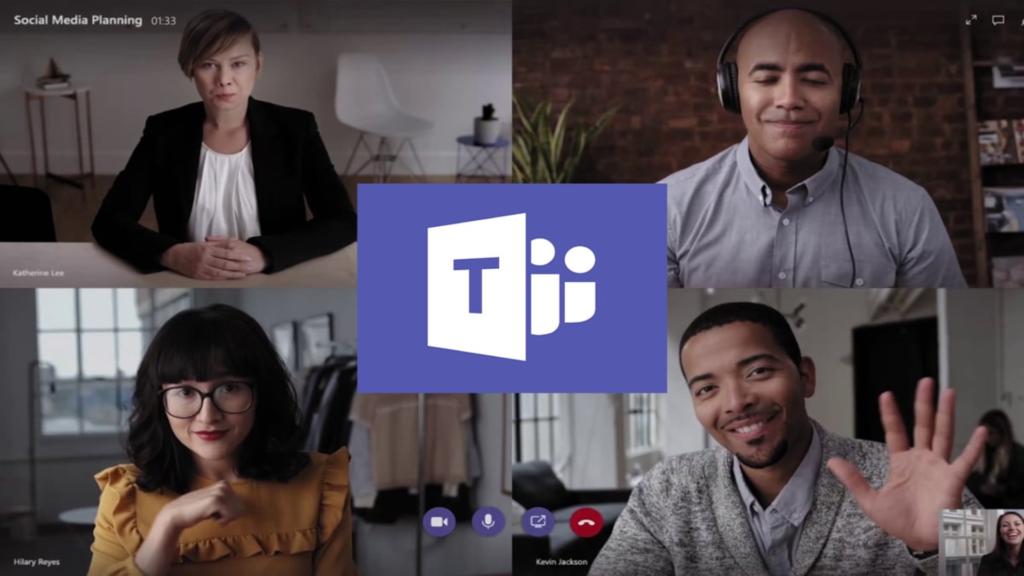 Microsoft Teams en image