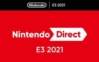 E3 2021 : revivez les moments forts de la conférence Nintendo Direct