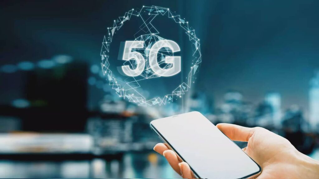 réseau mobile 5g