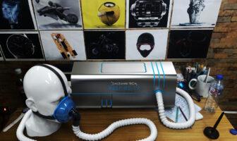 Le respirateur portable Respire-19