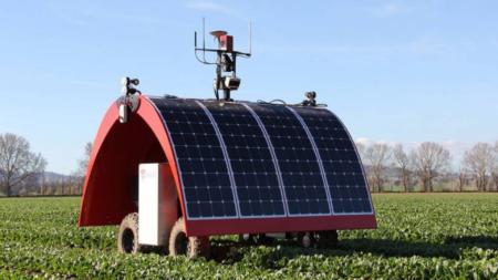 Utilisation de technologie propre en agriculture