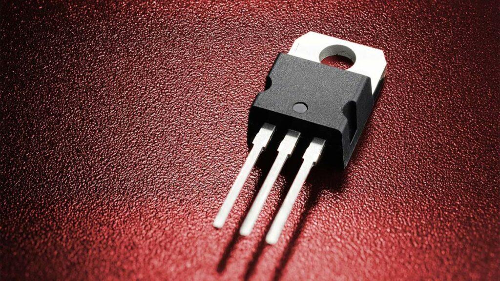 Une unité de transistor.