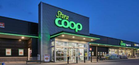 Le supermarché suédois Coop