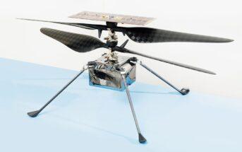 Ingenuity : l'hélicoptère de la Nasa atteint les 1,6 km lors de son 10e vol sur Mars
