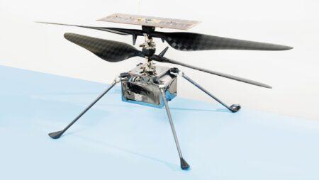 Ingenuity : l'hélicoptère de la Nasa