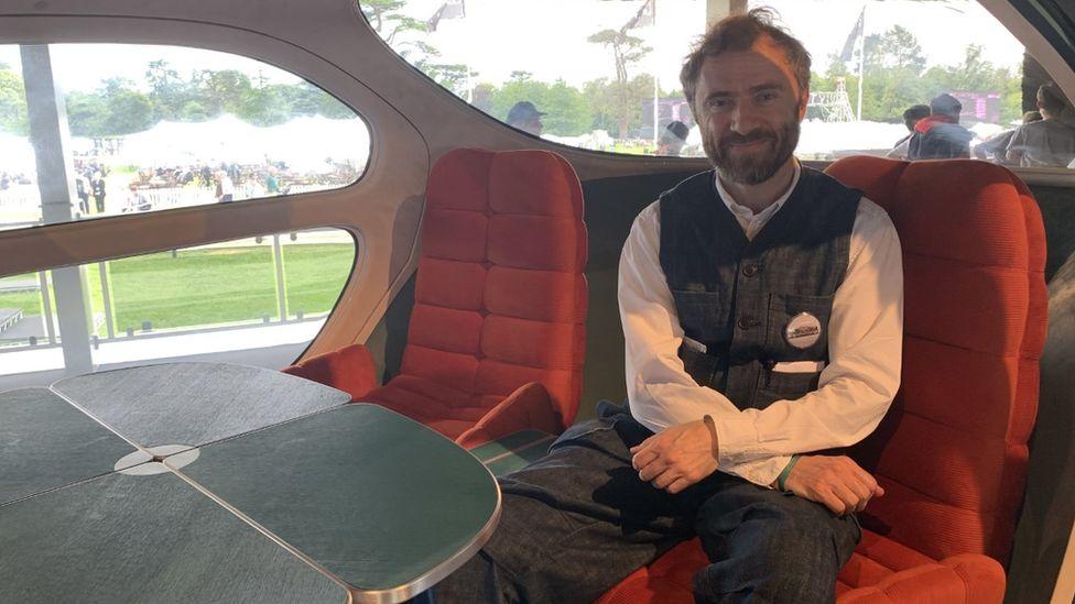 Thomas Heatherwick, concepteur de Airo