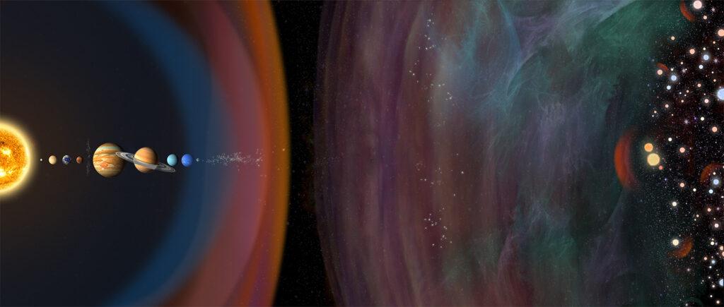 Le voyage interstellaire