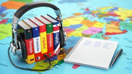 apprendre une langue étrangère rapidement