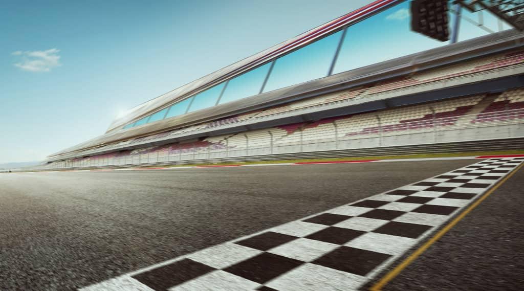 circuit de compétition moto