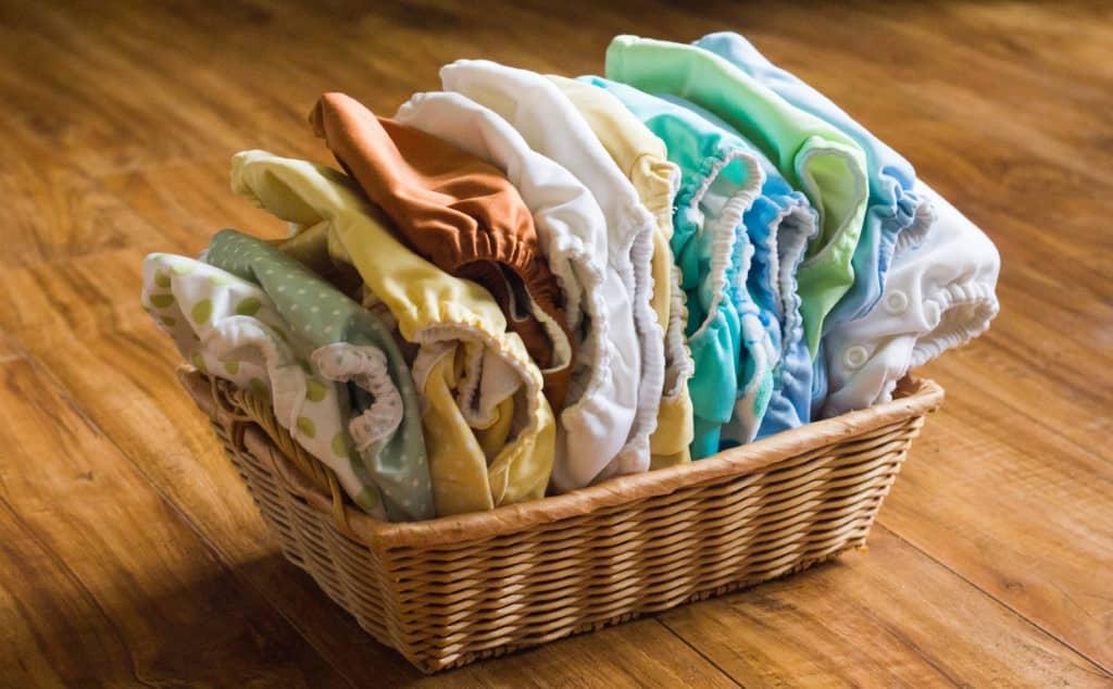 couches réutilisables lavables écologiques