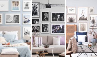 décorer une pièce à l'aide d'affiches