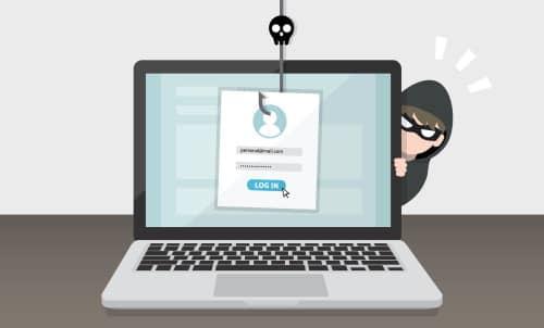 hacker internet données personnelles