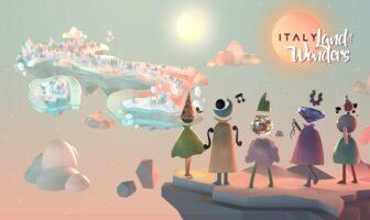 jeu mobile italie ITALY land of wonders