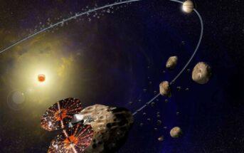 La sonde spatiale Lucy : des messages pour ceux qui la retrouvent