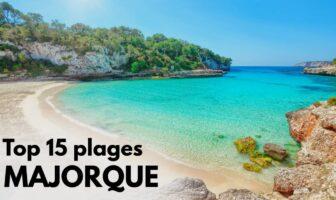 plages Majorque