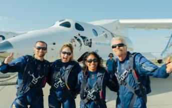 Tourisme spatial : pari réussi pour Richard Branson !