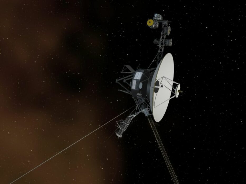 La sonde voyageur 1