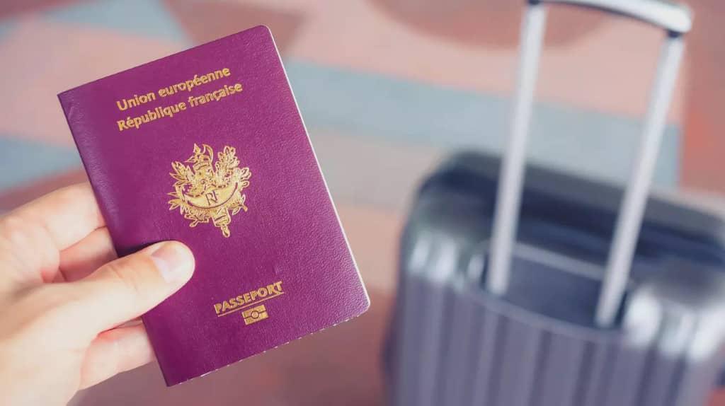 visa passeport voyage