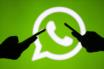 Utilisateur et application WhatsApp en image en image
