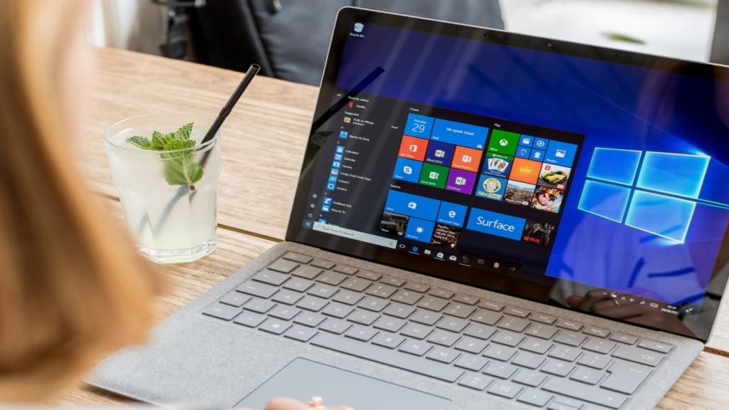 Windows 10 en image.