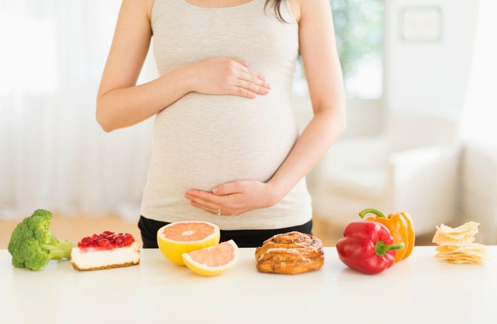 Alimentation enceinte
