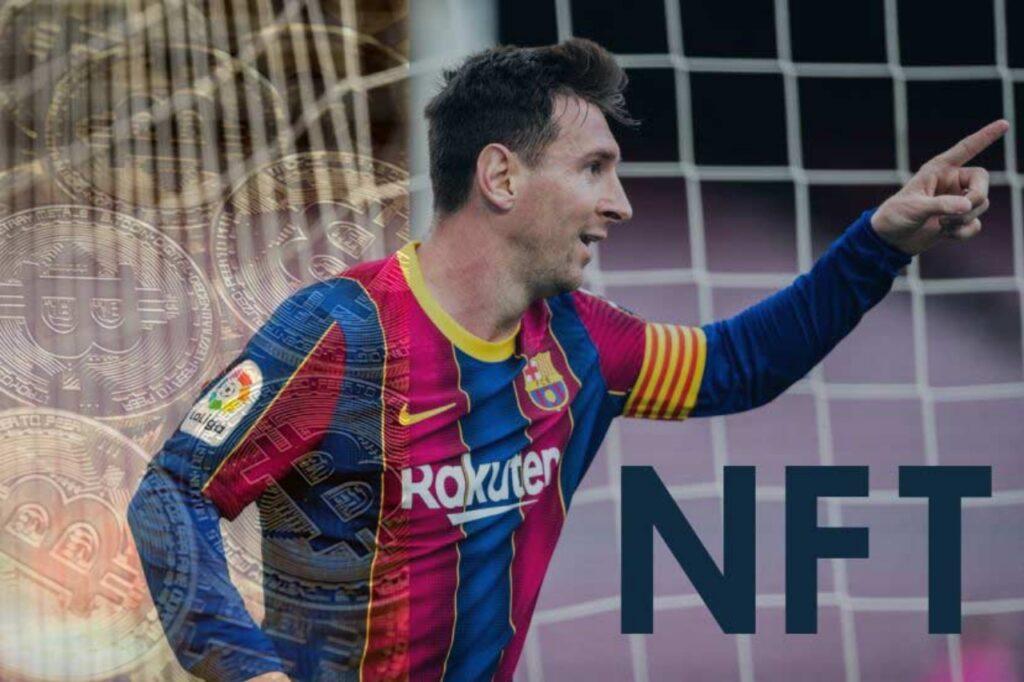 Messi récompensé en NFT