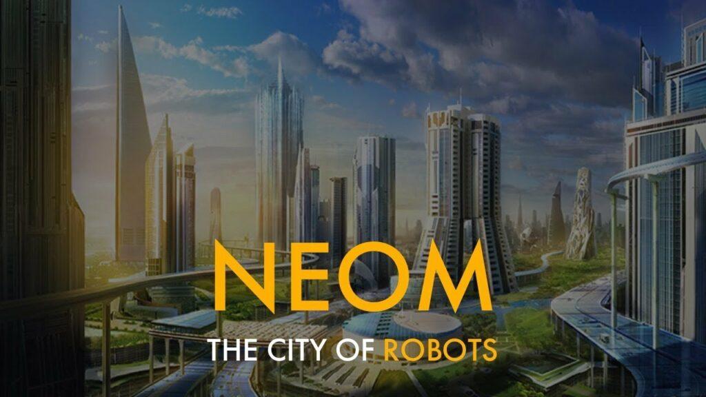 NEOM, la ville de l'innovation