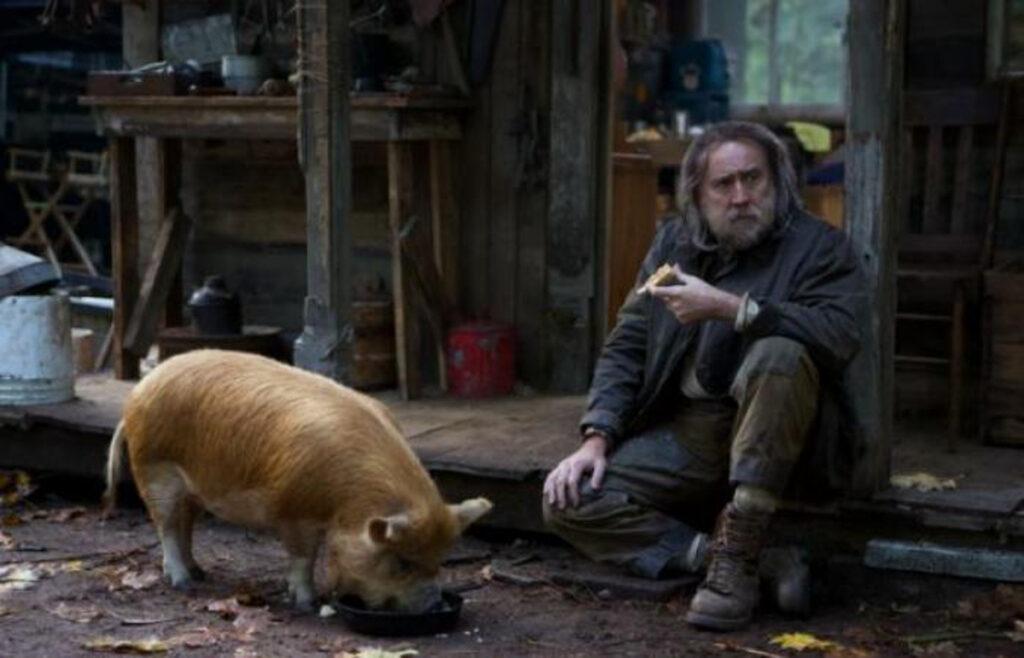 Le film Pigde Michael Sarnoski avec Nicolas Cage