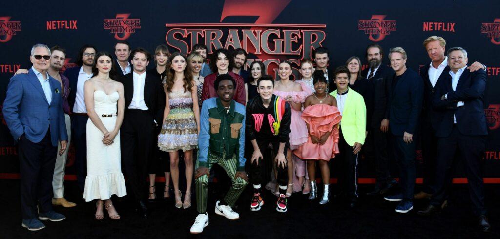 acteurs stranger things