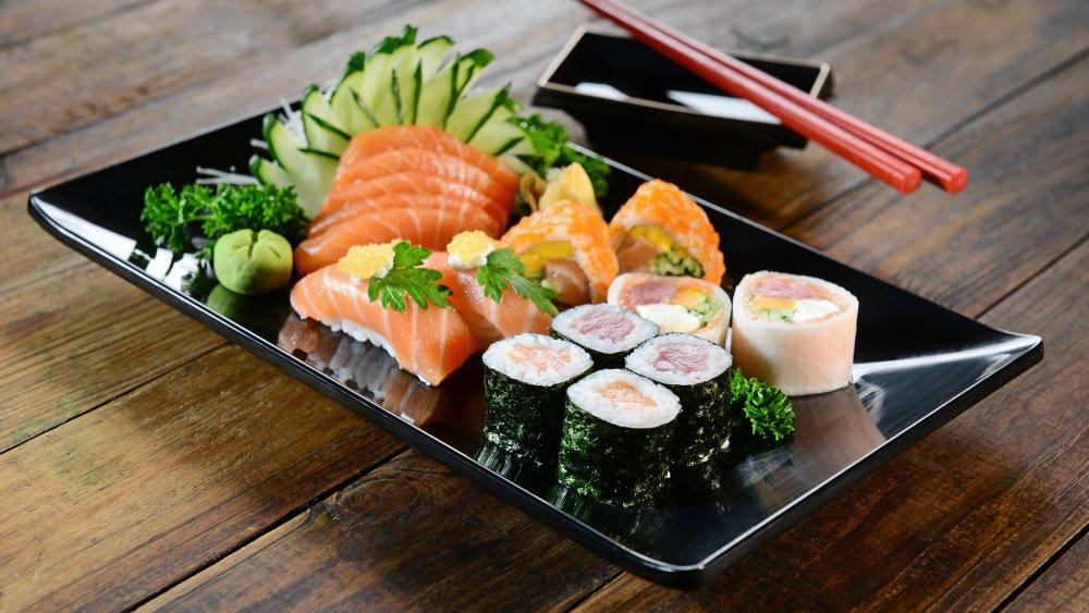 sushi pendant la grossesse