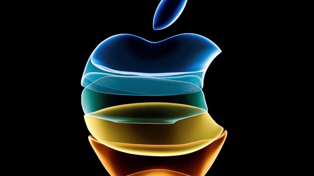 Logo Apple en image