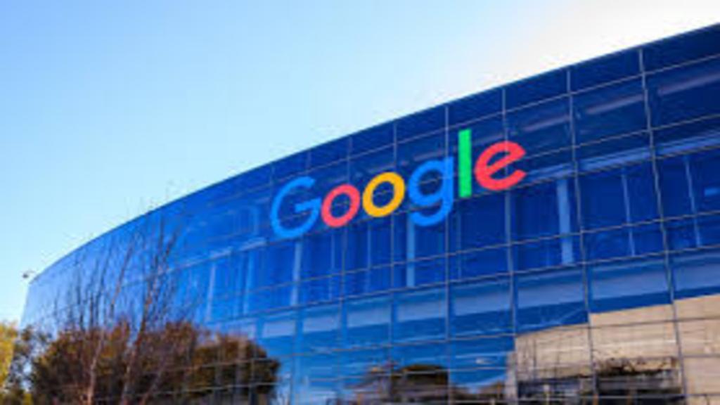 Bâtiment de Google en image