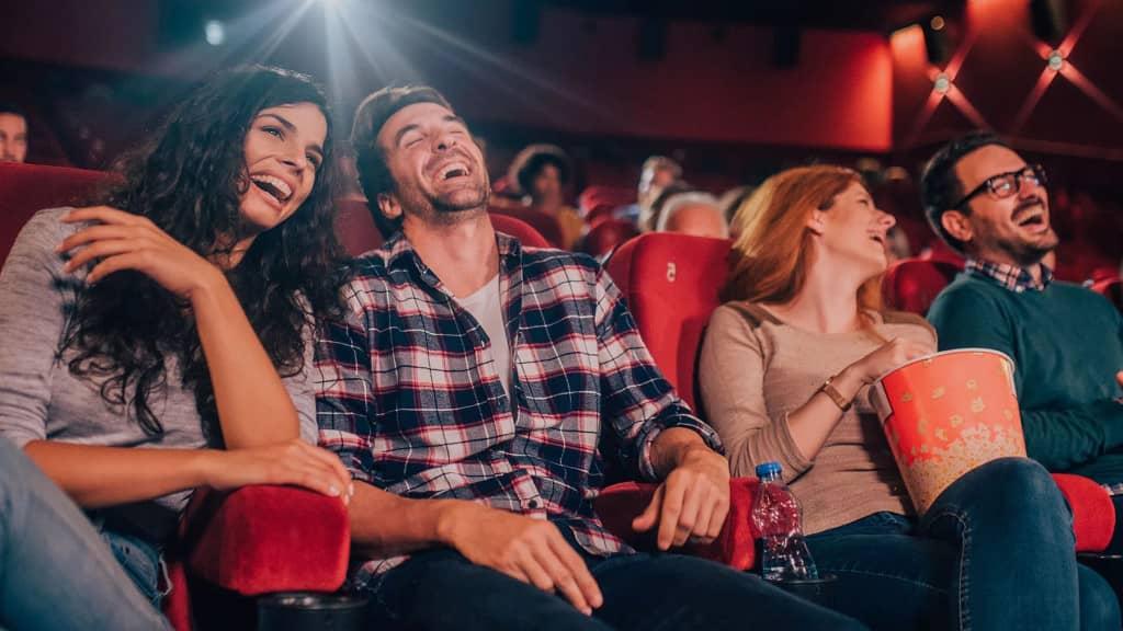 passer un bon moment au cinéma