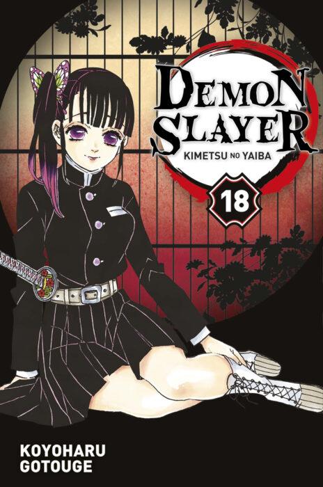 demon slayer tome 18 meilleurs ventes france