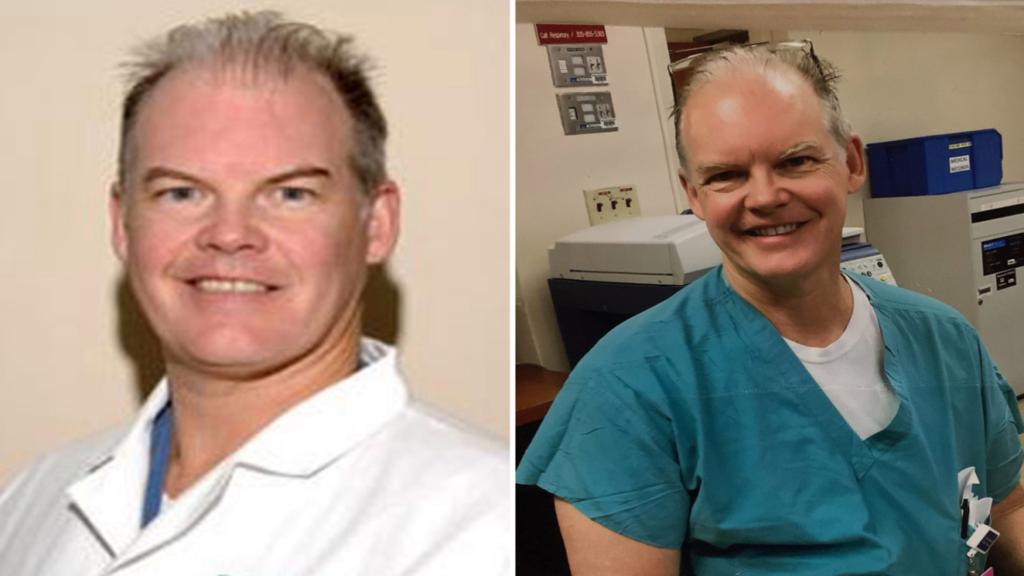 Dr Gregory Michael en image