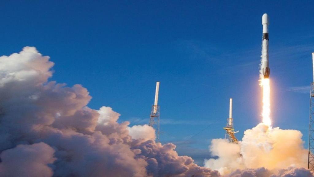Des fusées de SpaceX en image