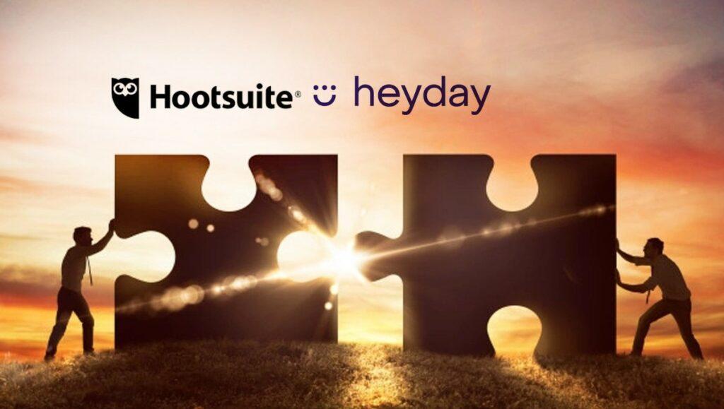 Hootsuite offre de meilleures services grâce à l'intelligence artificielle de Heday.