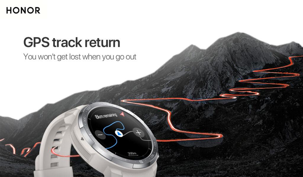montre connectée HONOR Watch GS Pro
