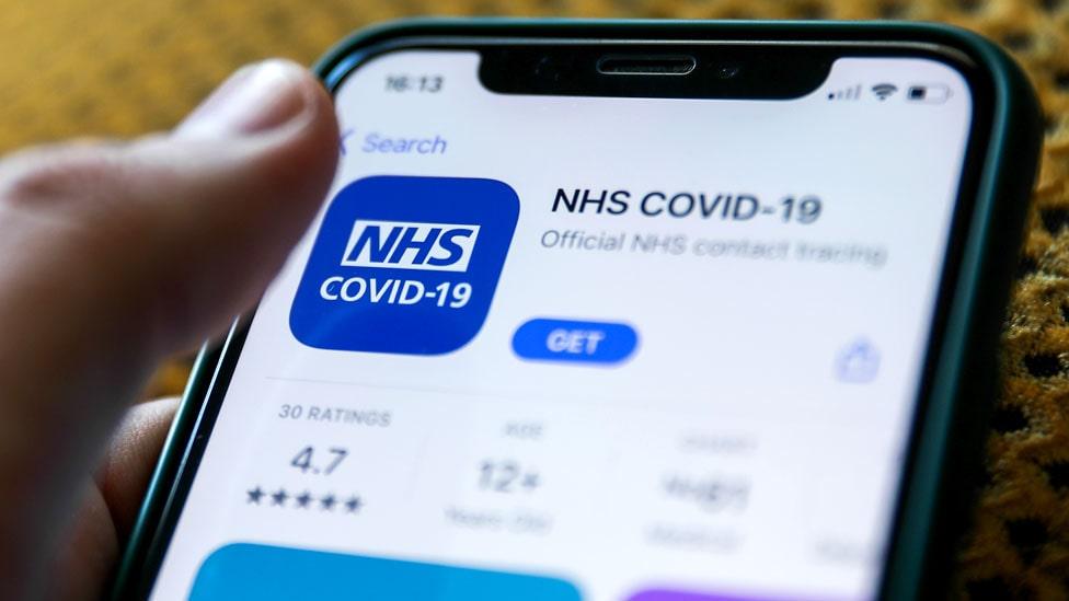 Télécharger et utiliser NHS Covid-19.