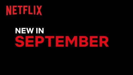 Sortie Netflix Septembre 2021