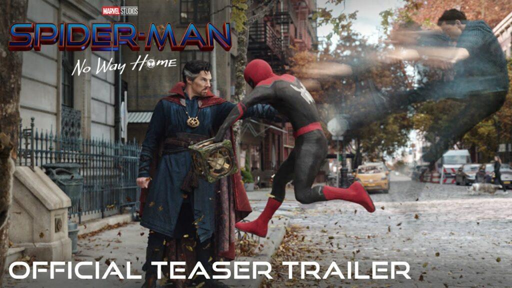 Bande-annonce Spider-Man No Way Home : l'homme-araignée est de retour dans un trailer spectaculaire