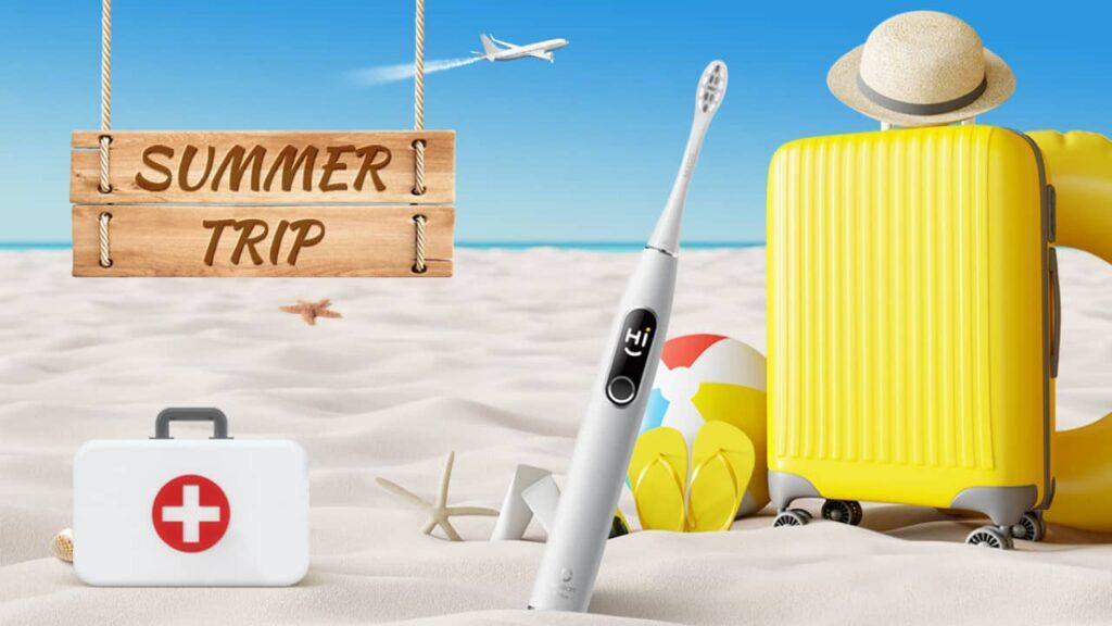 Sécurité et santé en vacances : accessoires à mettre dans sa valise