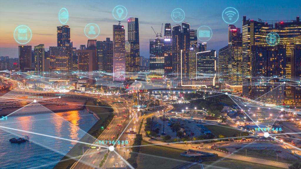 Smart City en image.
