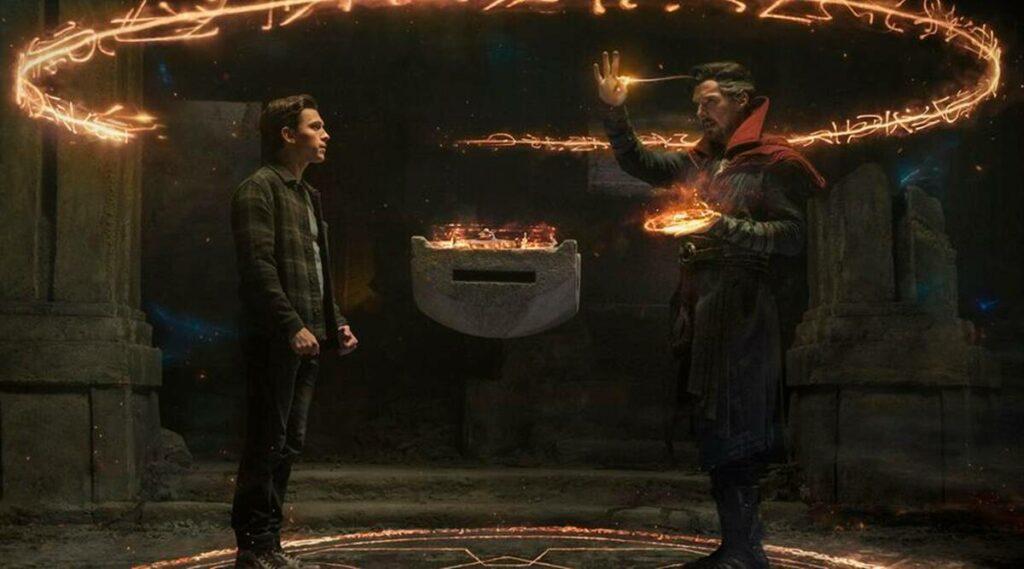 Le docteur Strange en image